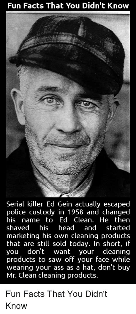 ed gein memes search pictures of ed gein memes on me me