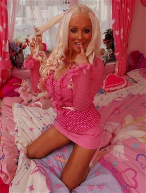 bimbo sissy princess bubbleguumm looks liƙσ ɓƛʀɓɩє pinterest posts
