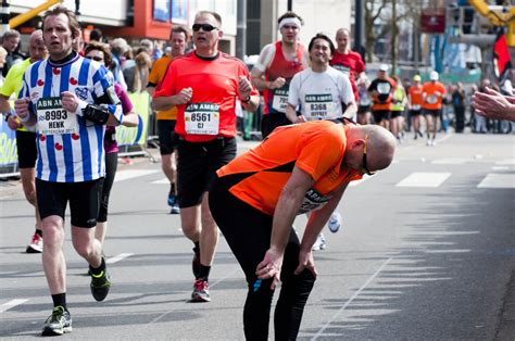 3 reasons why you should not run a marathon competitor