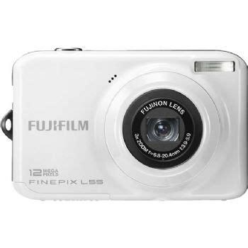 Kamera Fujifilm Finepix L55 camaras foto camara fujifilm finepix l55 12mp blanca funda sd2g pcexpansion es