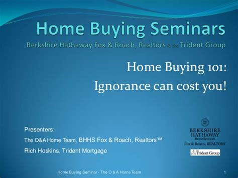house buying 101 home buying 101 ignorance can cost you