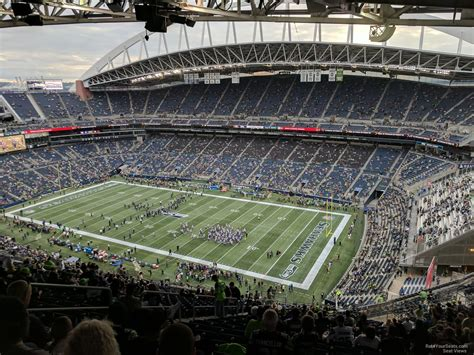 What Sections Are Covered At Centurylink Field by Centurylink Field Section 303 Seattle Seahawks