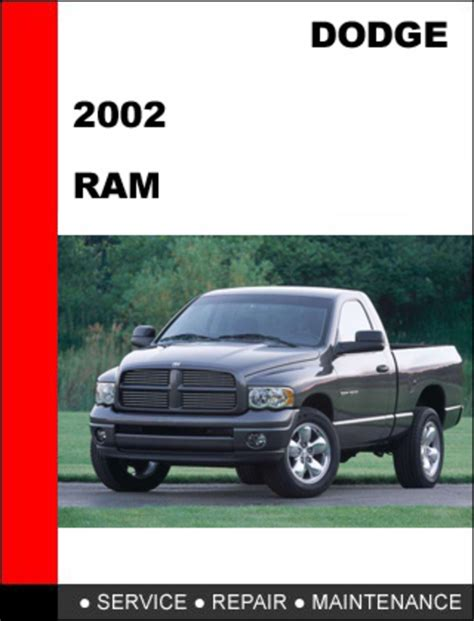 car repair manuals online free 2002 dodge ram van 1500 transmission control dodge ram 2002 workshop factory service repair manual download ma