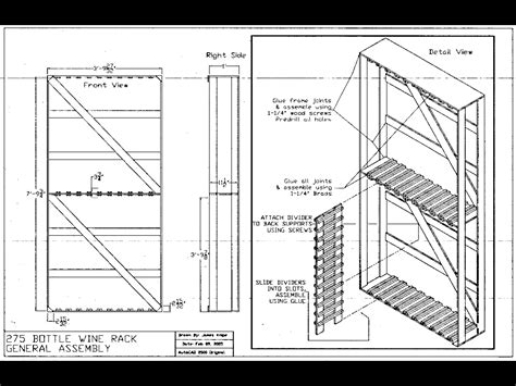 diy wine cabinet plans use this free wine rack plan to build a stylish shelf that
