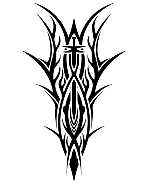 samurai tribal tattoo deviantart more like tribal samurai design by