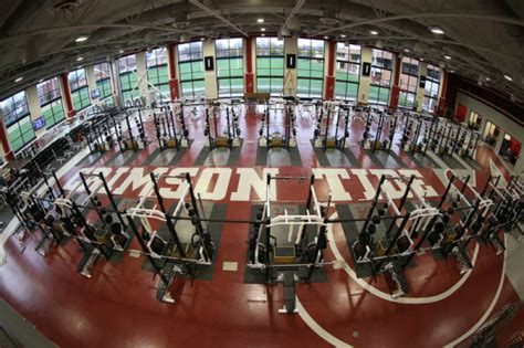 alabama football weight room a look inside the sec s weight rooms