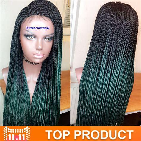 ombre kanekalon braiding hair green ombre kanekalon braiding hair 24 inch kanekalon