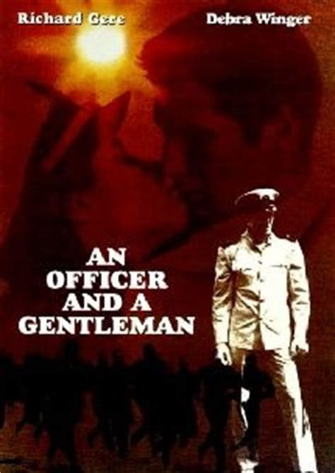 Officer And A Gentleman Soundtrack by A Gentleman Gentleman And Debra Winger On