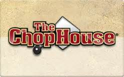 Chop House Gift Card - buy the chop house gift cards raise