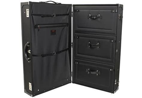 tumi townhouse travel business wardrobe trunk acquire