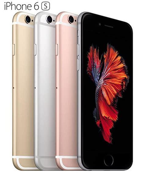 Iphone 6 Dan 6s iphone 6s 128gb