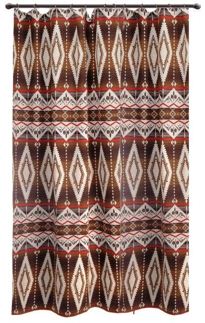 Western Fabric For Curtains Best 25 Western Shower Curtains Ideas On Pinterest