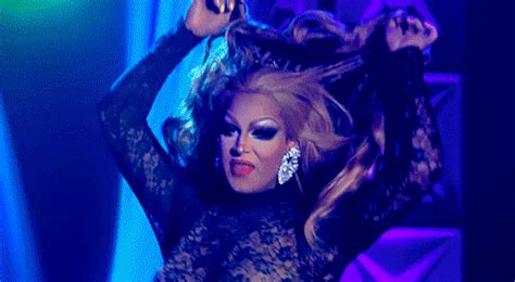 Drag Detox Gif Gold Bar by Let S Play A Name Your Favorite Drag Race Moment