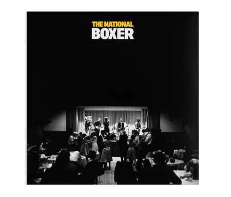 Boxer Cd A boxer cd the national store