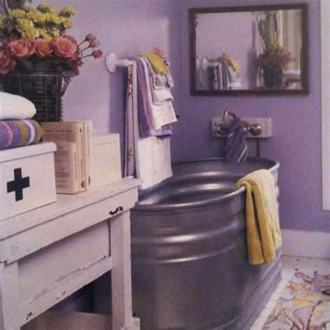 galvanized water trough bathtub 18 best stock tank bathtubs images on pinterest bathroom bathroom ideas and bathrooms