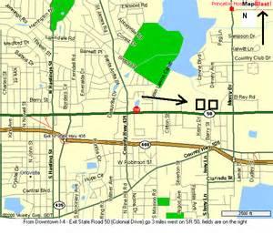 florida state fairgrounds map central florida soccer league home