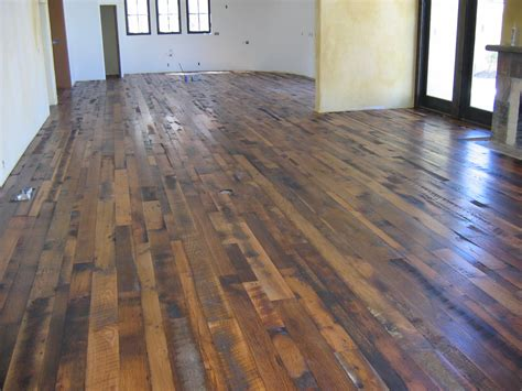 Distressed Rustic Wood Flooring - distressed hardwood flooring carpet vidalondon