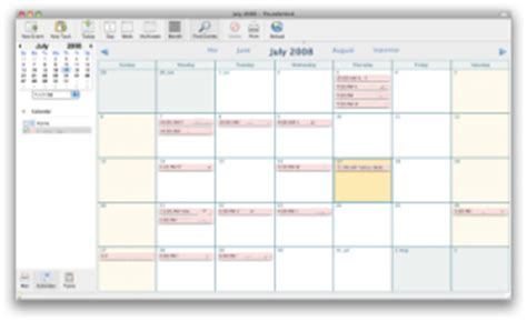 Calendar Extension Thunderbird Thunderbird Lightning Addon Prophya