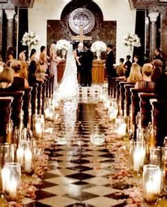 Wedding Ceremony Ideas Decoration by Best 25 Church Ceremony Decor Ideas On Church