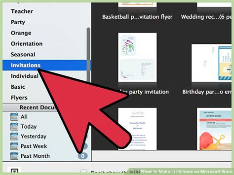 How To Make Birthday Invitations On Microsoft Word Doc 600323 How To Make Birthday Invitations On Microsoft