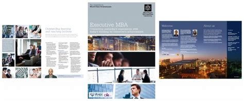 Manchester Business School Mba Brochure by The Masters Of Business Administration Mmc Learning