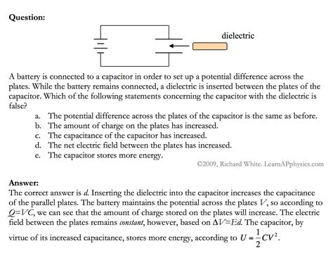 capacitors network physics problem capacitor problems and solutions physics 28 images capacitor problem physics for scientist