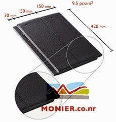 Multiroof Per Meter harga genteng metal minimalis zincalume roof pasir berpasir multiroof sakuraroof rainbow 2012