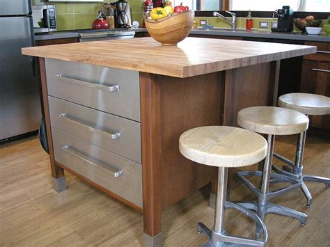diy kitchen islands with seating cost cutting kitchen remodeling ideas diy kitchen design