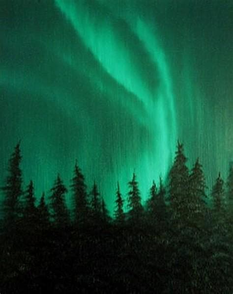 another name for northern lights northern lights series on canvas by richard humphrey