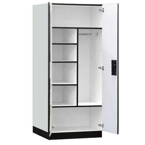 plastic cabinets home depot hdx 27 in w 4 shelf plastic multi purpose cabinet in gray