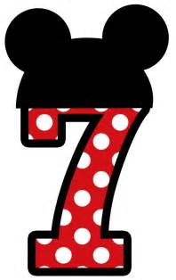 68 numeros images clip art activities disney fonts