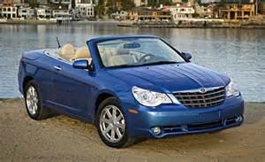 Chrysler Sebring Cabriolet Car And Driver