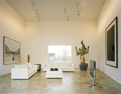 Minimalist House For Art Collector   iDesignArch
