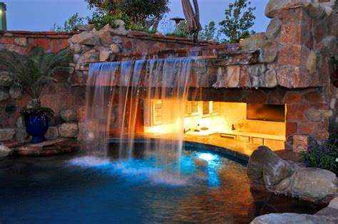 extreme backyards pin by sean branom on pools large extreme grottos