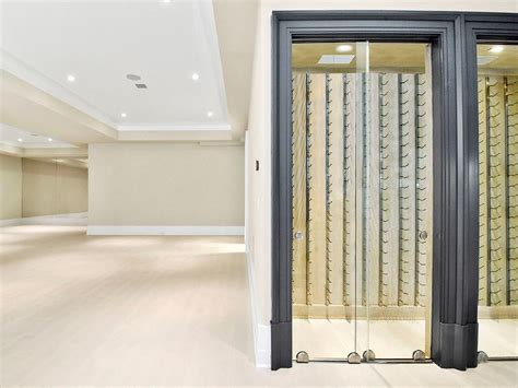 basement sliding doors rooms