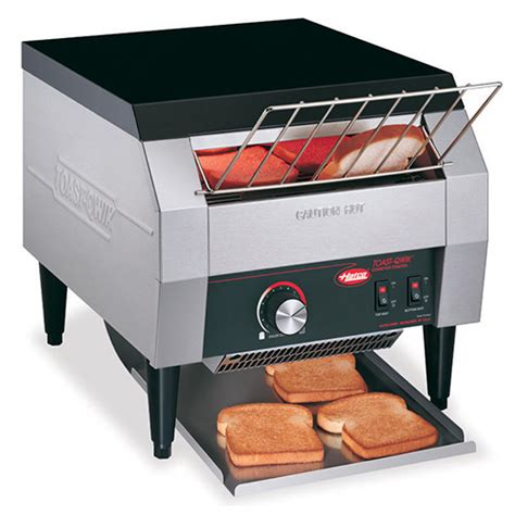Toaster For Large Bread Hatco Tq Mini Conveyor Toaster