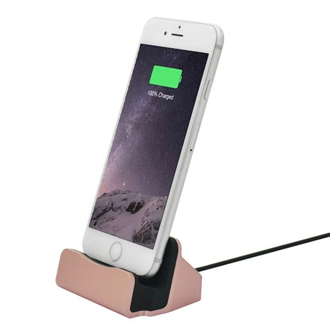 Dock Charger For Iphone 5 6 7 Original 1 charging sync dock station holder stand charger for iphone 5 6 7 ts