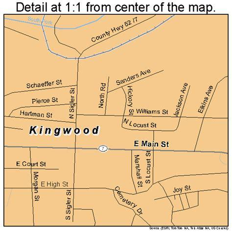 kingwood west virginia map 5444044