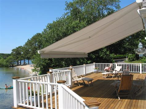 Awnings Island shade shutter systems inc weather protection