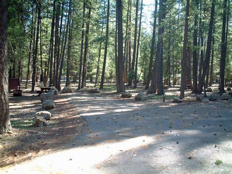 mcarthur burney falls state park cground