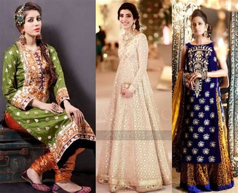 Fr019 New Pattern 2018 Fashion Wedding Lovely Green fashion fancy dresses of pakistan 2017