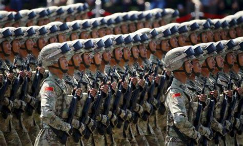 cuanto pagan alos soldados argentina 2016 el plan de china para crear un s 250 per ej 233 rcito eliminando