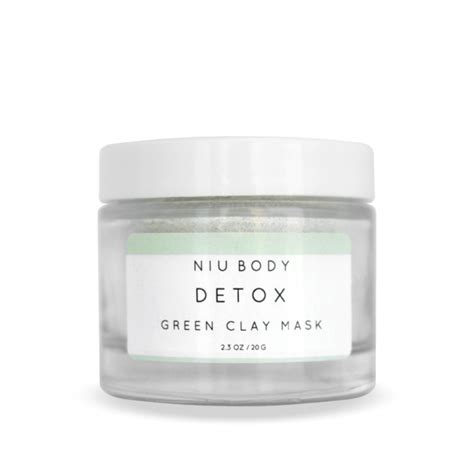 Green Clay Detox by The Best New Products To Shop Now Chatelaine