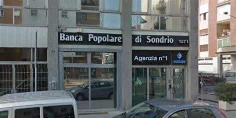 Agenzie Banca Popolare Di Sondrio by Brescia Rapina Alla Banca Popolare Di Sondrio Quibrescia