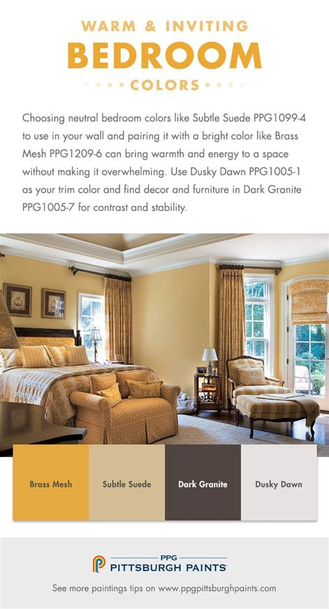 inviting colors warm inviting paint colors for bedrooms choosing