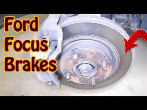Diy Repair Front Brake ford car fix diy