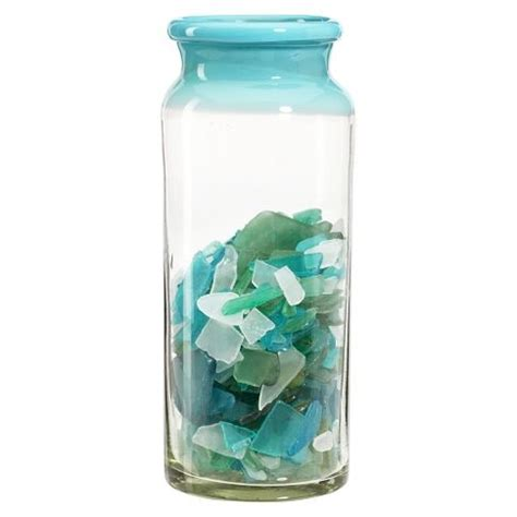 Sea Glass Vase Filler by Sea Glass Home