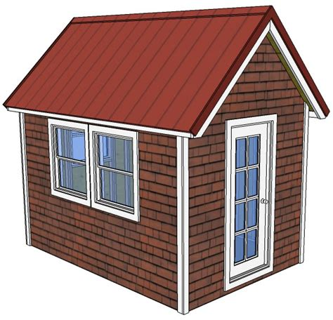 8 16 tiny house plan shed roof tiny house plans