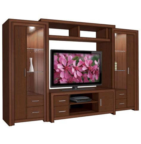 chrystie entertainment center interior lights glass