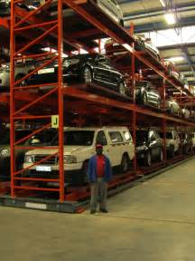 Car Rack Storage by Automobile Storage Using Mobile Storage Rack In South